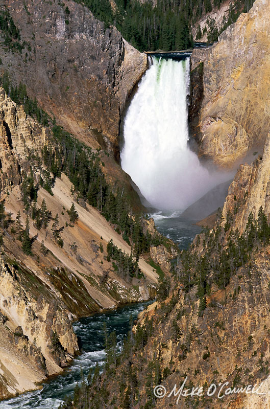 Lower Falls from Artist Point